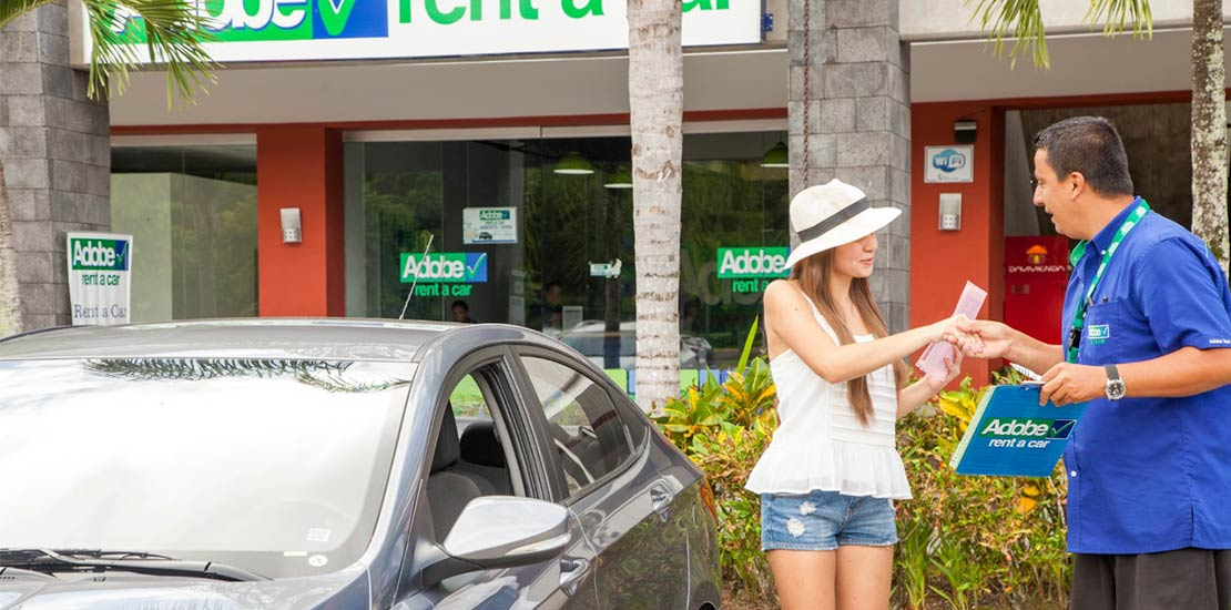 Costa Rica San Jose Car Rentals Adobe Rent A Car