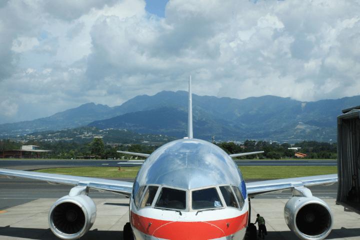 San Jose Airport Costa Rica