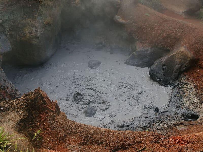 Volcancito - Parque Nacional Rincón de la vieja