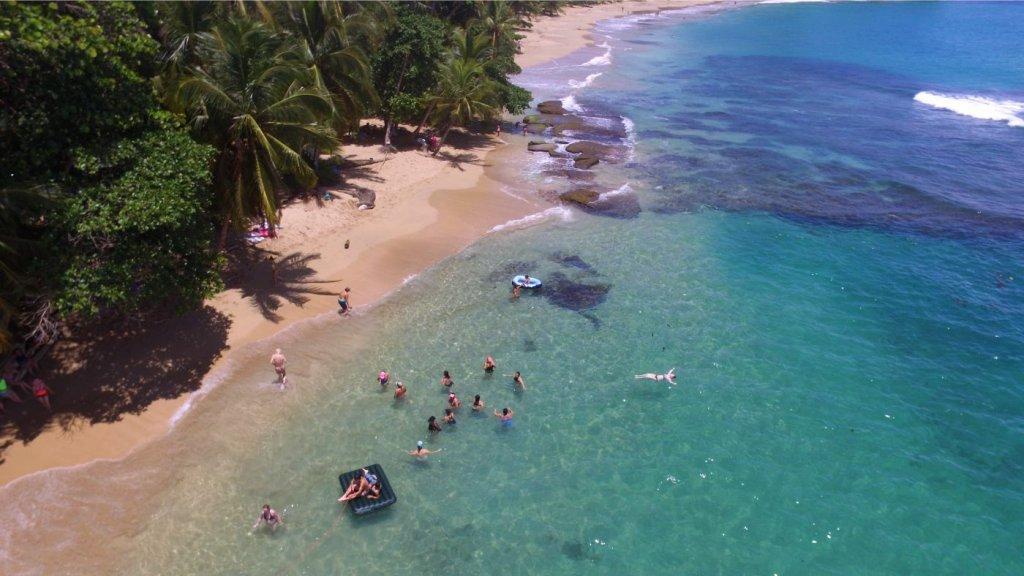Playa Arrecife - Punta Uva