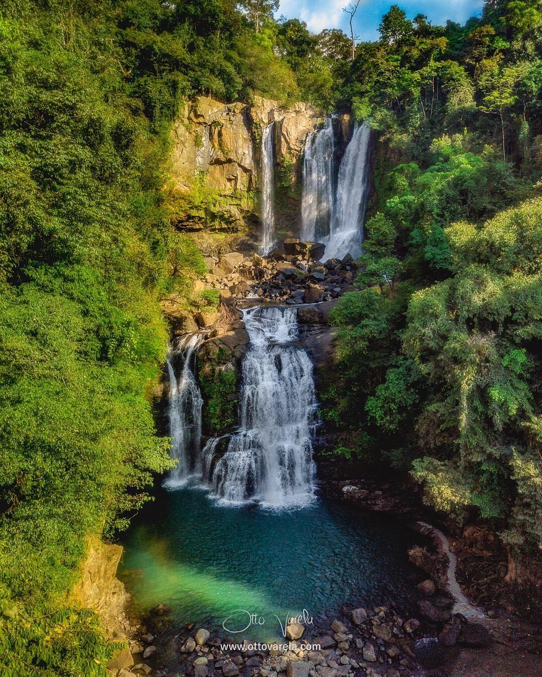 Las Más Hermosas Cataratas De Costa Rica