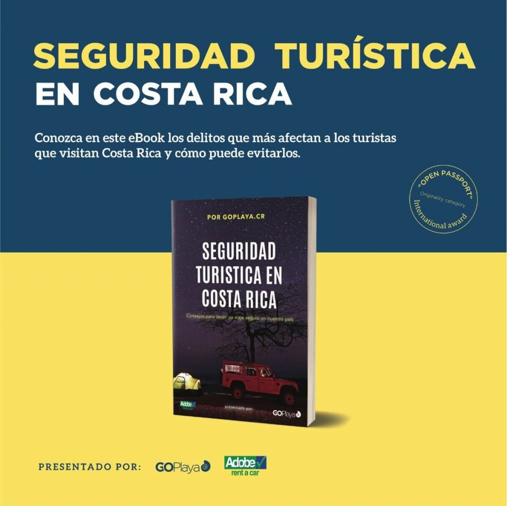 Seguridad Turística en Costa Rica